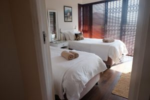 picture of guest room with 2 beds